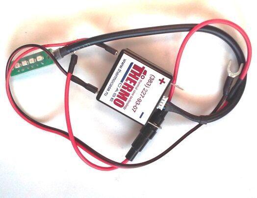 Блок управления НТА с проводами