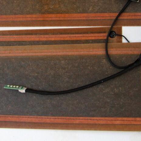 Элементы нагревательные 3 размера (инфракрасные пластины)