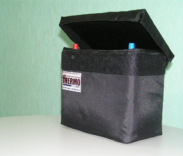 Термозащита автомобильного АКБ ТК-А1