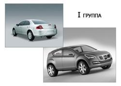 I группа - защита для малых аккумуляторов (легковые автомобили)