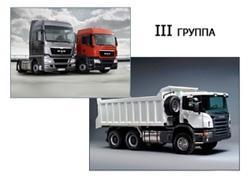 III группа - защита для АКБ больших размеров (крупнотонажные грузовики и спец. техника)