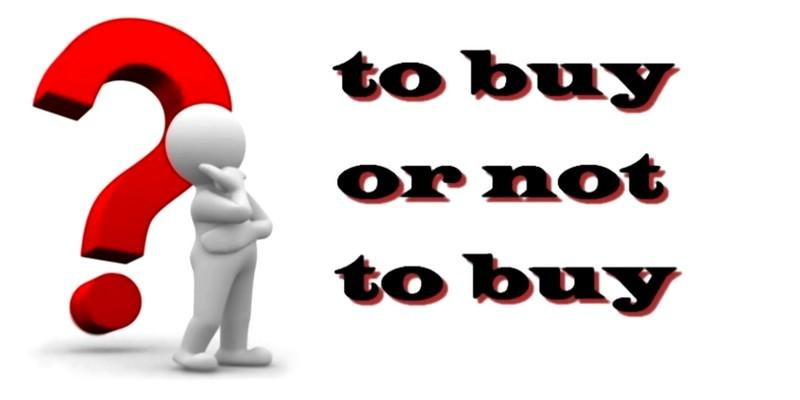 купить или не покупать